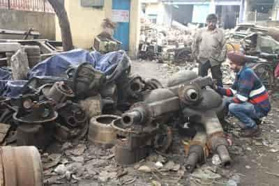 Harmeet Tata Old Motor Parts Mayapuri Industrial Area Phase 2