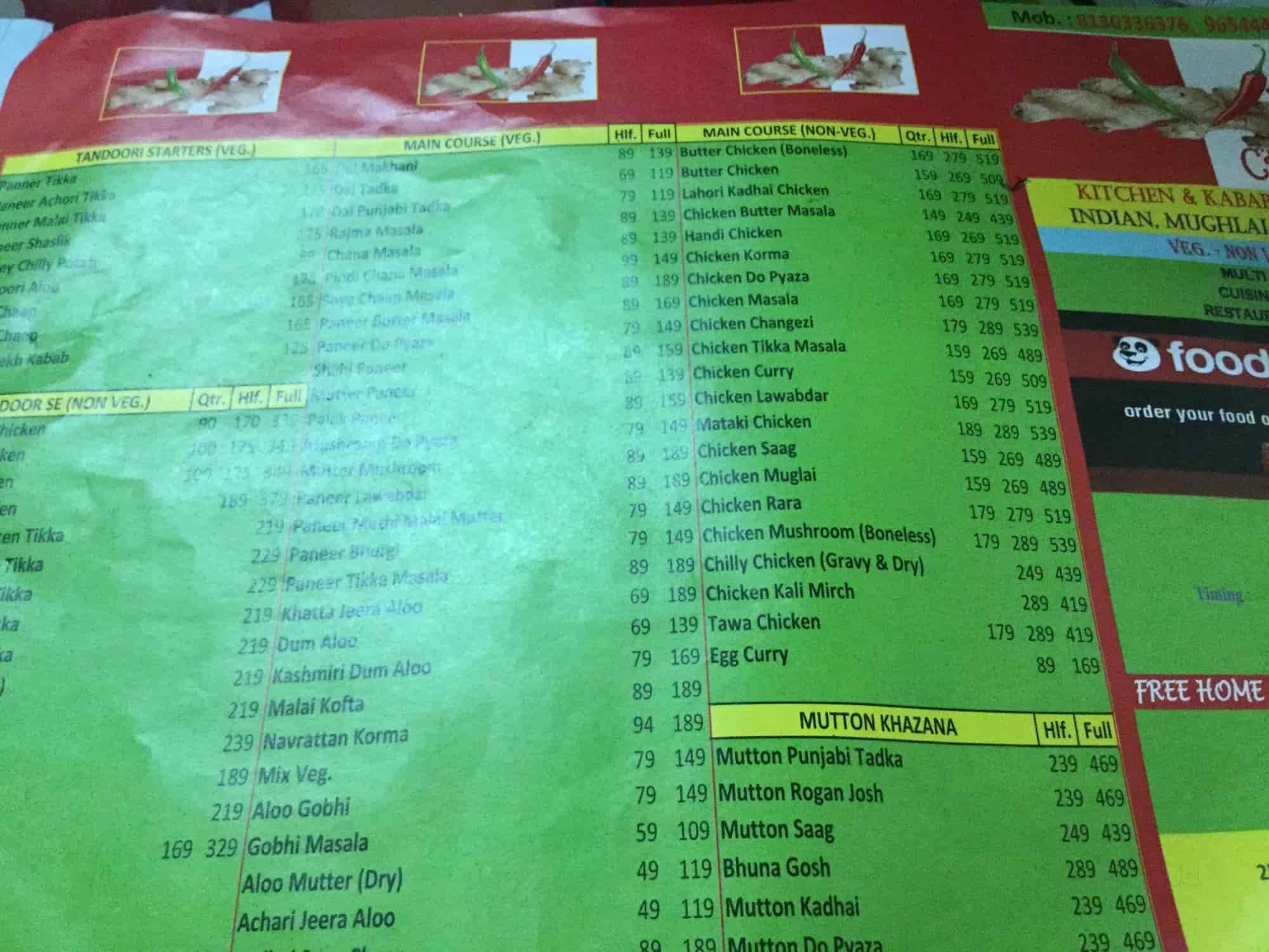 Ginger Chilli Kitchen Kabab Express Photos, Indirapuram, Delhi-NCR ...