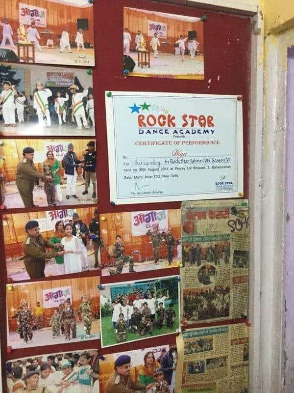 Rock Star Dance Academy, Rohini Sector 7 - Dance Classes in Delhi