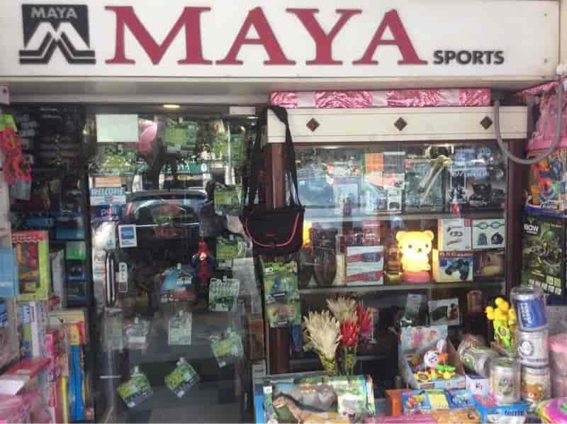 Maya Sports, Janpath - Mayaa Sports - Plastic Cane in Delhi - Justdial