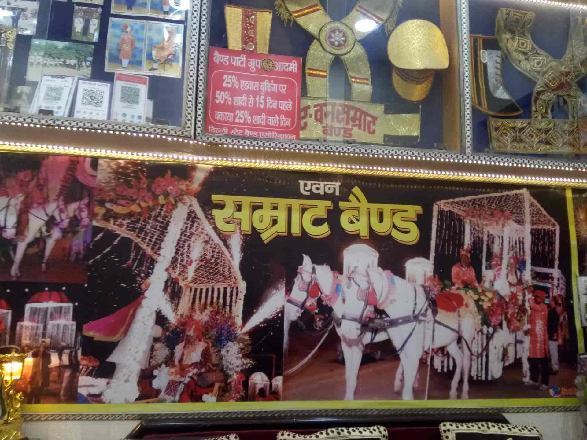 A One Samrat Band Photos, Uttam Nagar, Delhi- Pictures