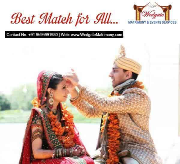 Wedgate Matrimony & Events Services, West Patel Nagar - Matrimonial