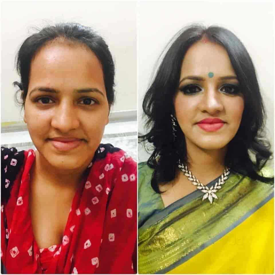 ... Our Makeup Work - Akanksha Kapoor Makeovers Photos, Tilak Nagar, Delhi - Makeup Artists ...