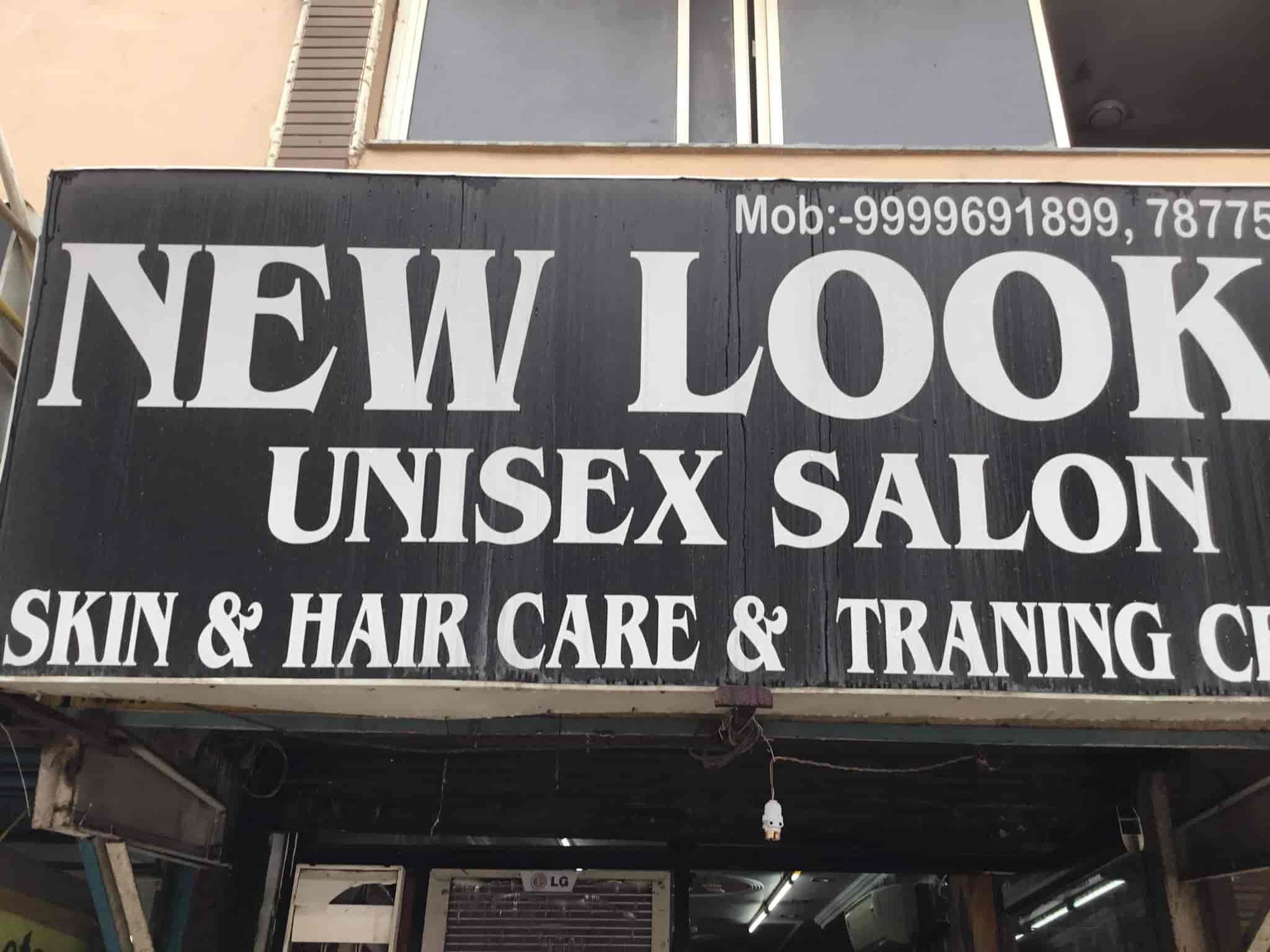 New Looks Unisex Salon, West Patel Nagar - Unisex Beauty