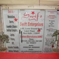 Swift Enterprises, Lajpat Nagar 2 - Computer Repair & Services in