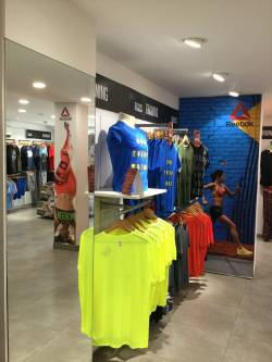 08ba0c9aa8d ... Inside View Of Brand Store - Reebok Store Photos