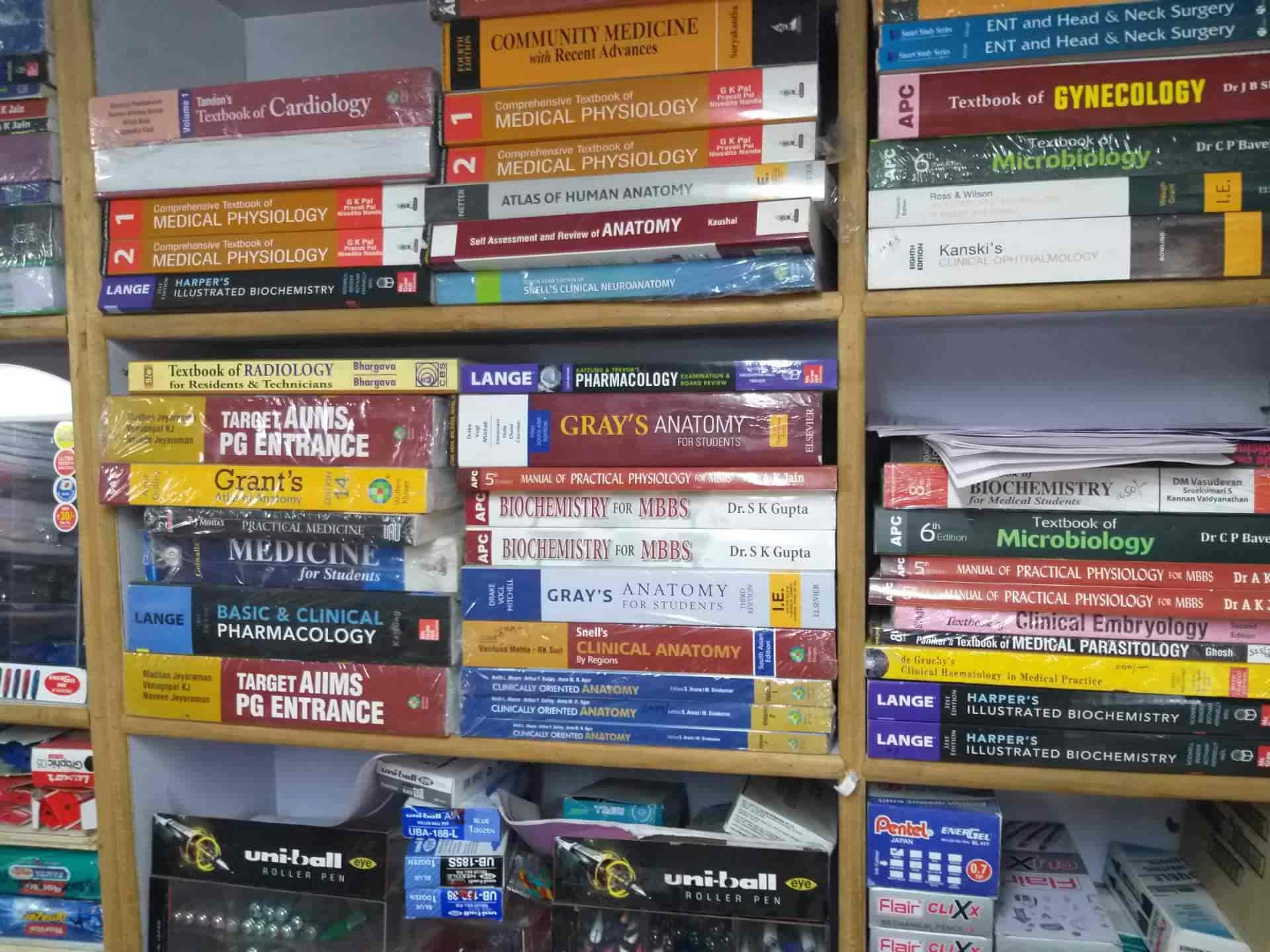 Amit Medical Books, Gautam Nagar - Medical Book Dealers in