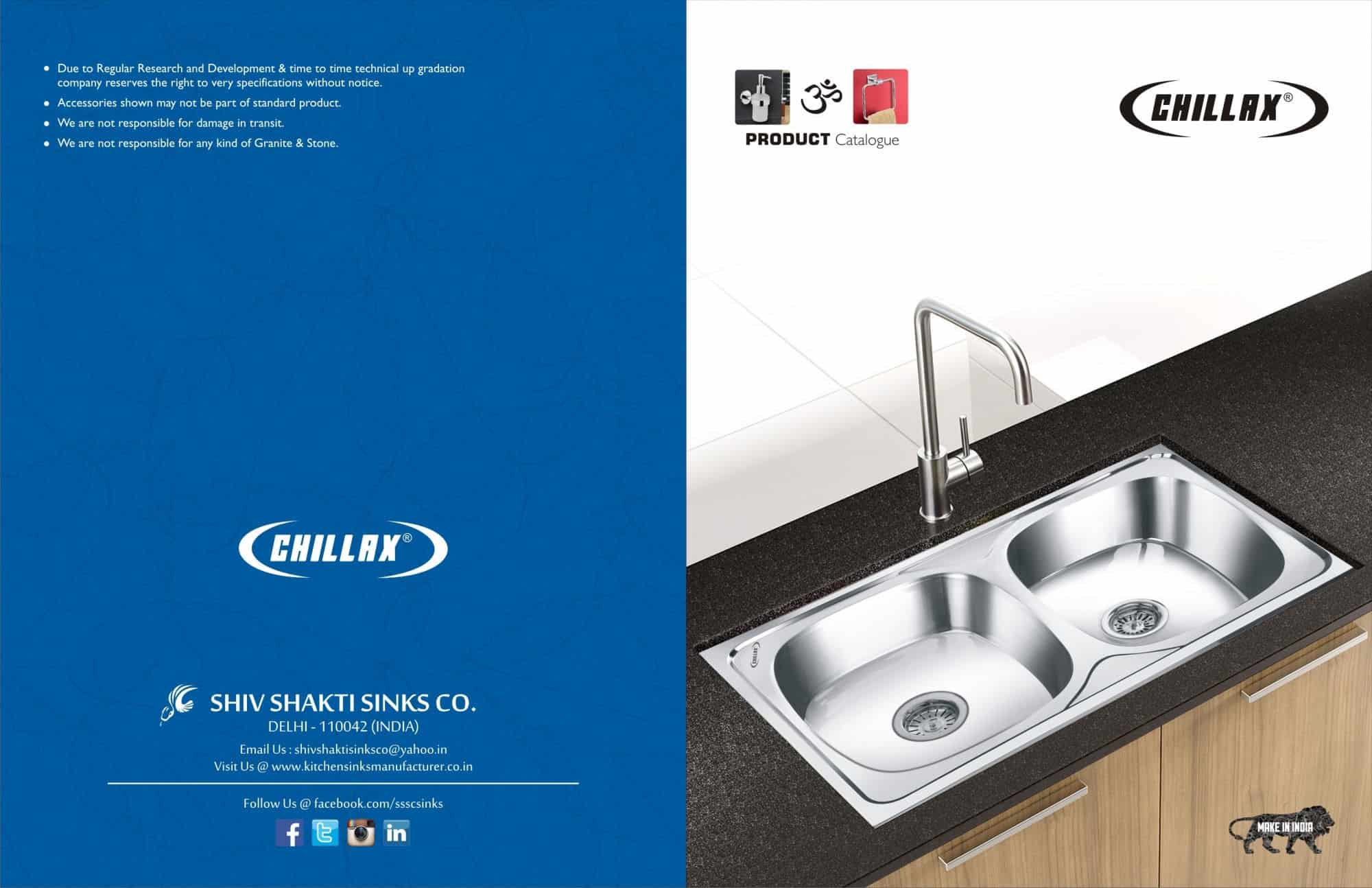 Shiv Shakti Sinks Co., Libaspur   Stainless Steel Sink Manufacturers In  Delhi   Justdial