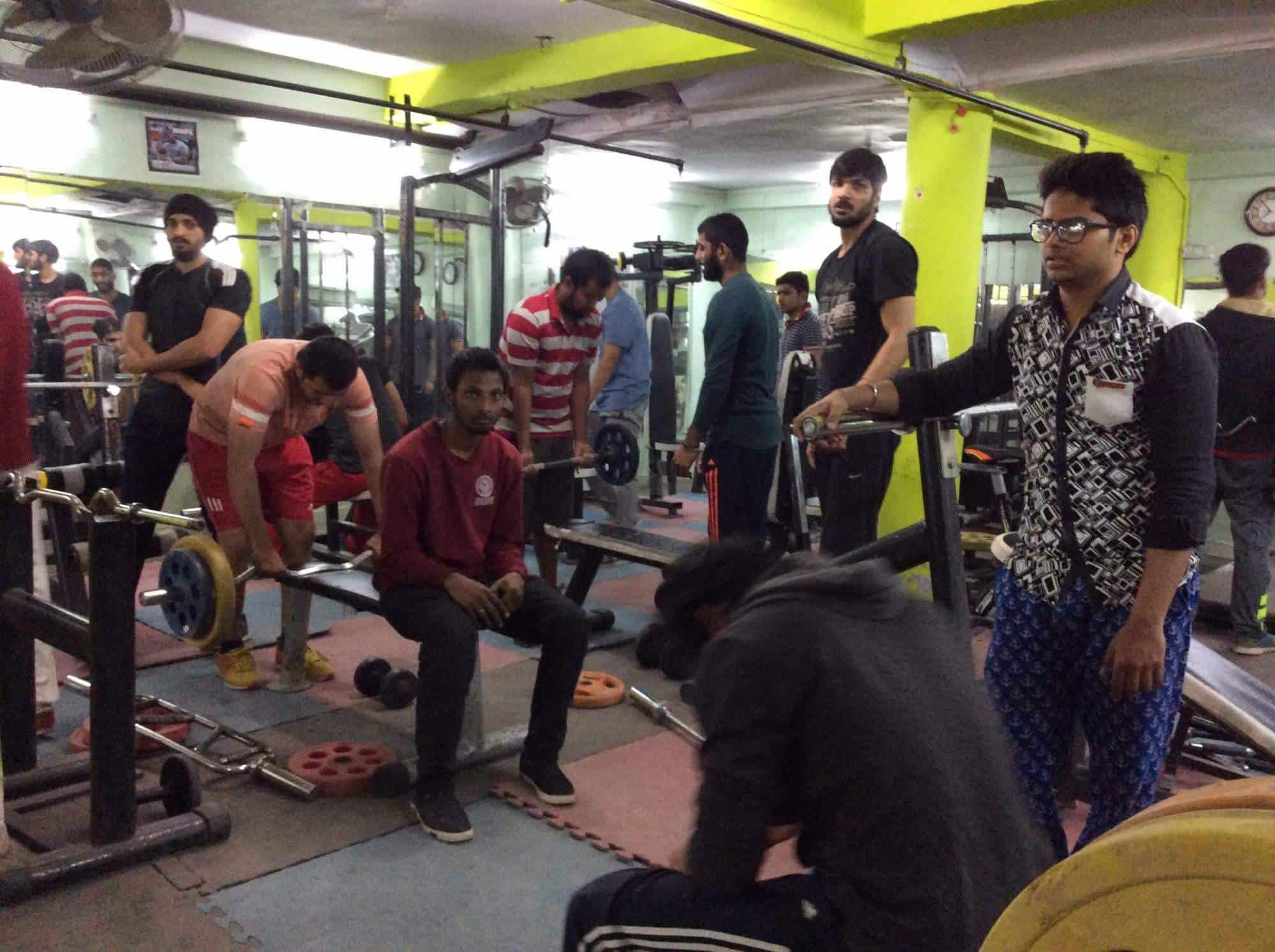 The Fitness Czars Unisex Gym, Dr Mukherjee Nagar  Gyms