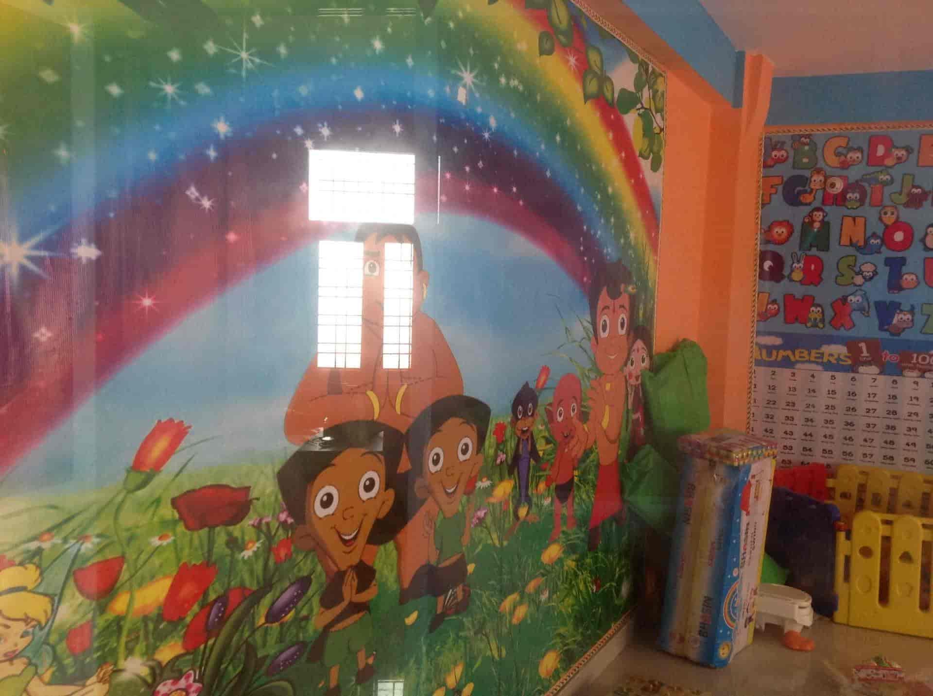 Rainbow Children's Play School And Day Care, New Ashok Nagar
