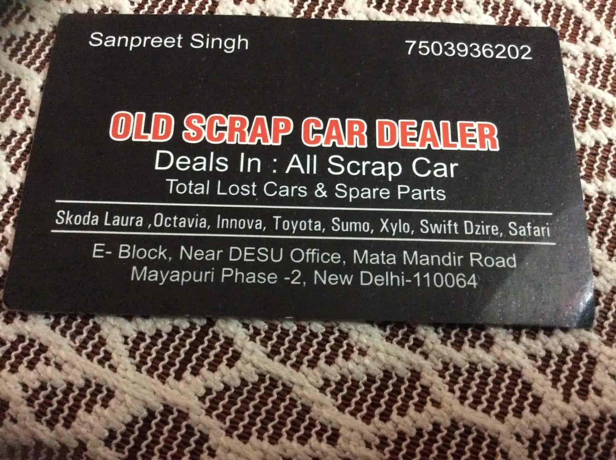 Sanpreet Motors Photos Mayapuri Delhi Pictures Images Gallery