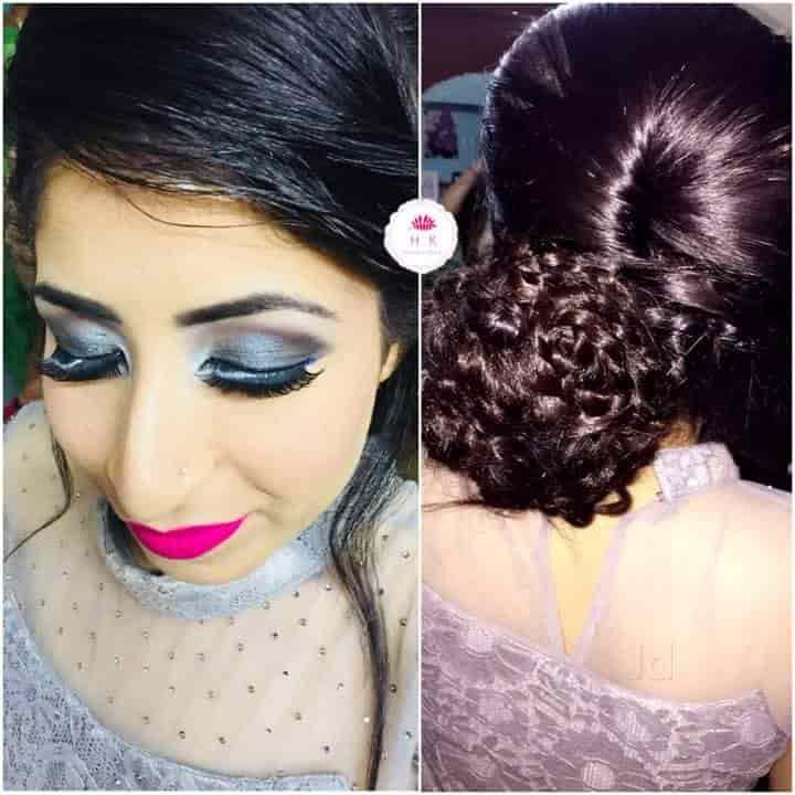 ... Our Makeup Work - Hk Makeovers Photos, West Patel Nagar, Delhi - Bridal Makeup ...