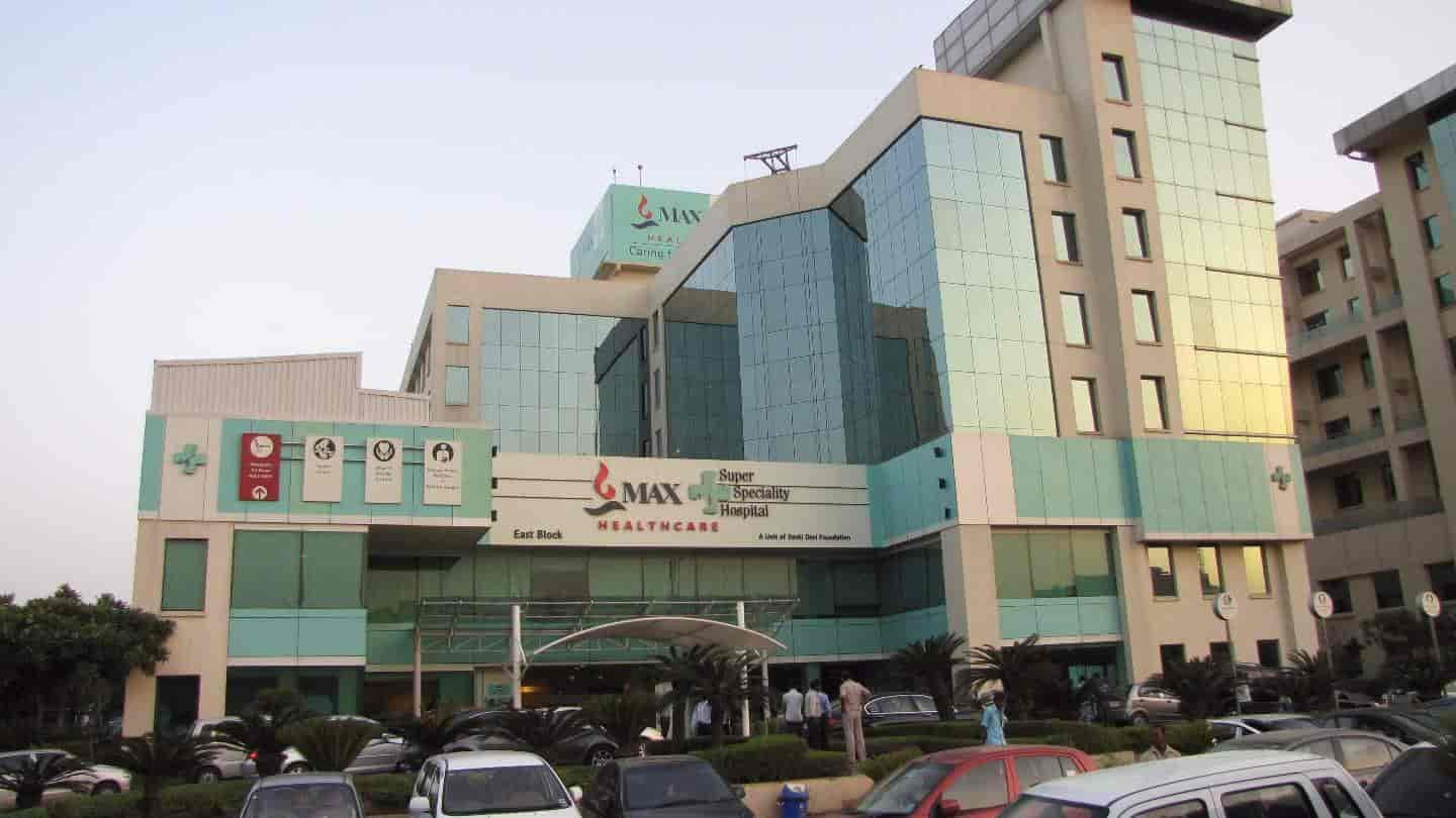 Max Super Speciality Hospital - Hospitals - Book Appointment ...