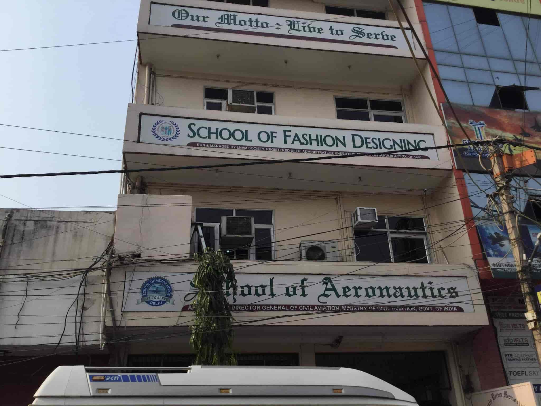 School Of Fashion Designing Palam Extension Computer Training Institutes In Delhi Justdial
