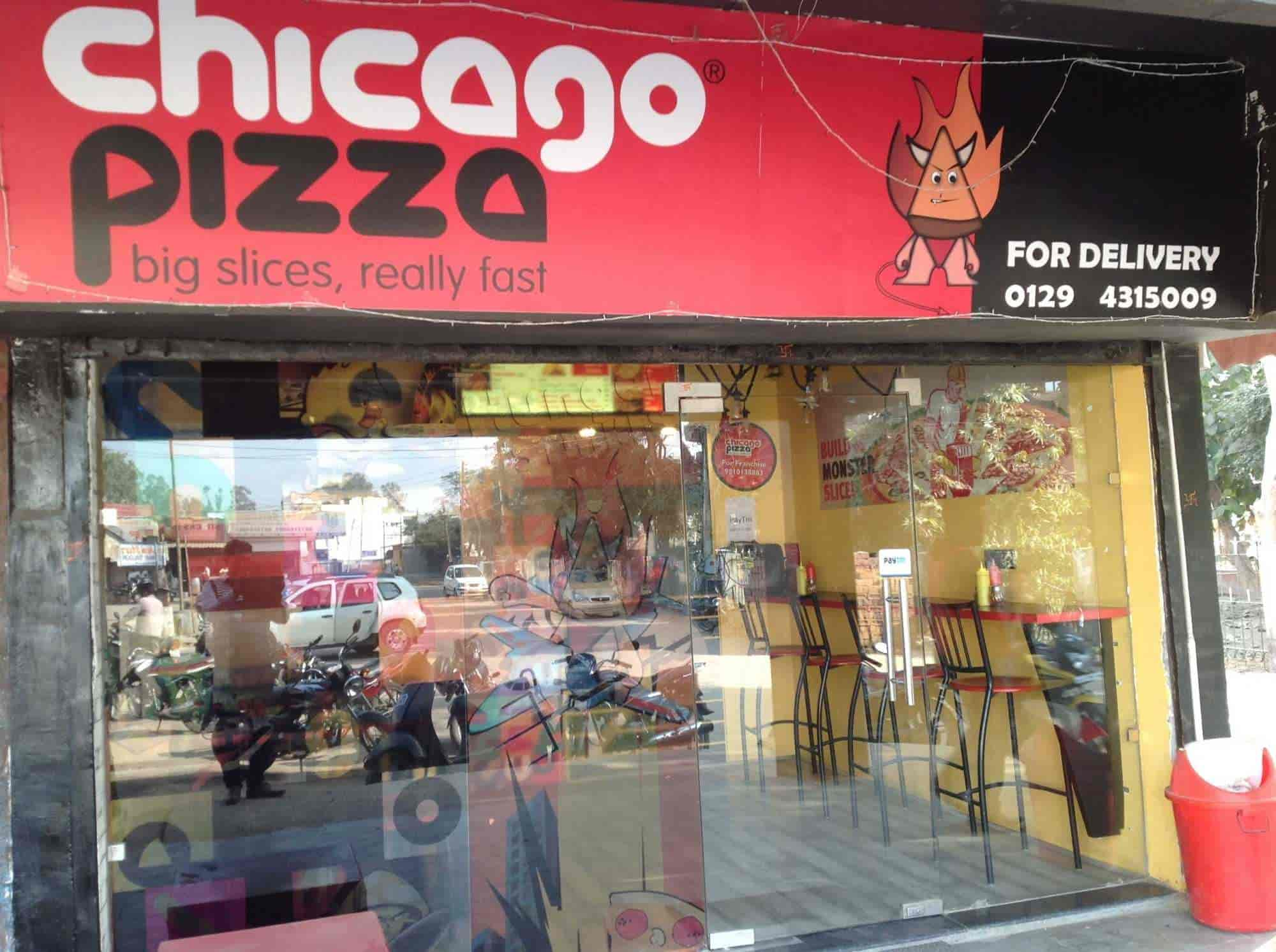 Chicago Pizza Closed Down Photos Sector 49 Faridabad Pictures