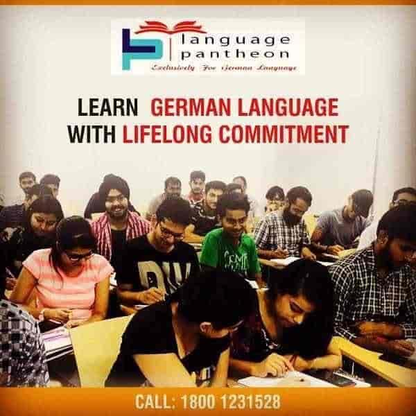 Language Pantheon, Gautam Nagar - Language Classes For French in