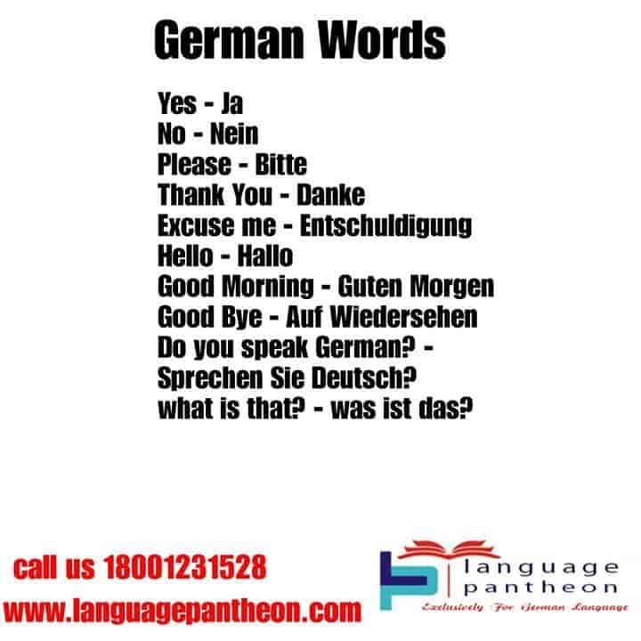 Language Pantheon, Green Park - Language Classes For German