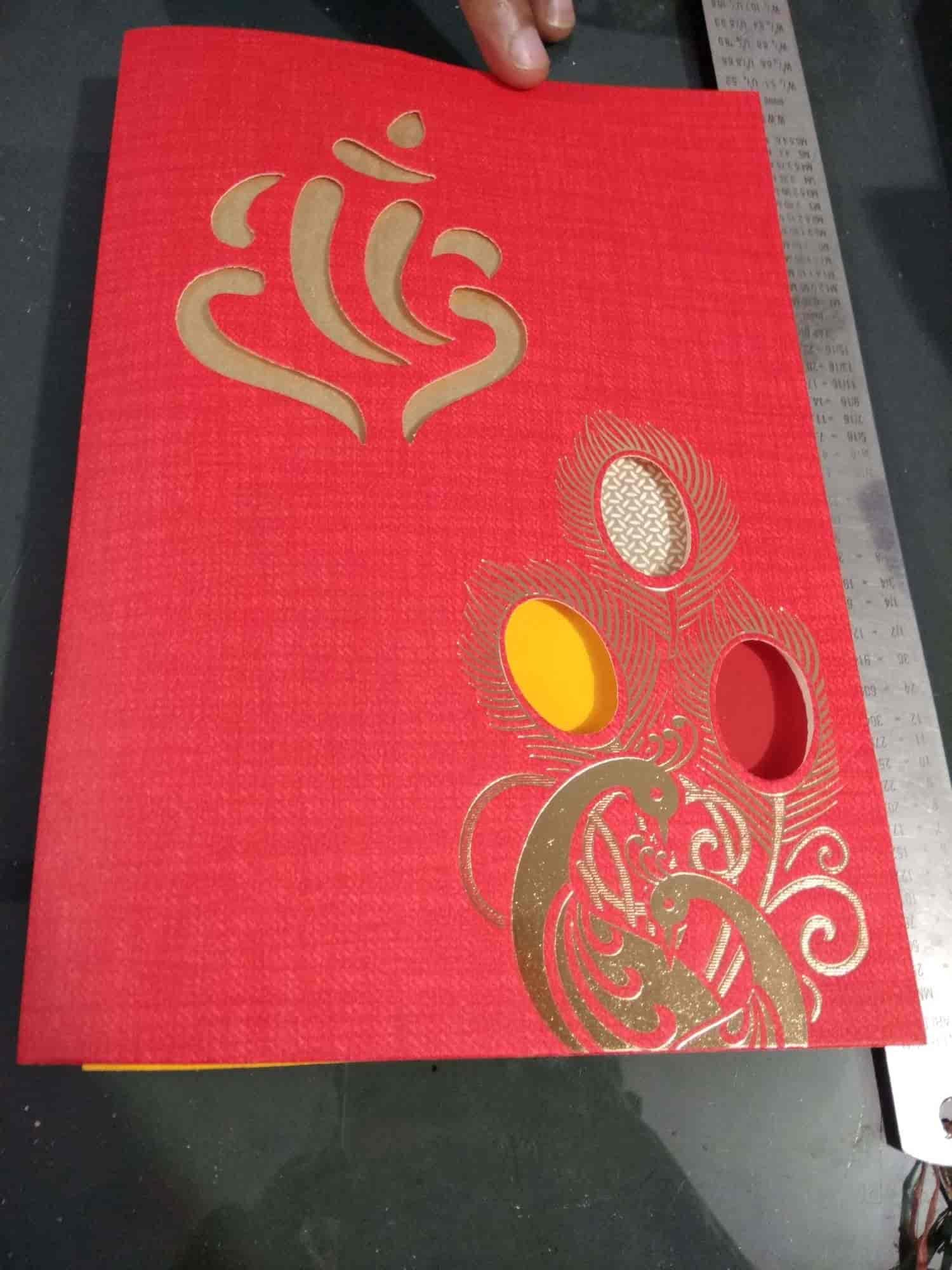 Unique Cards (invitation Wedding) Photos, Chawri Bazar, Delhi ...