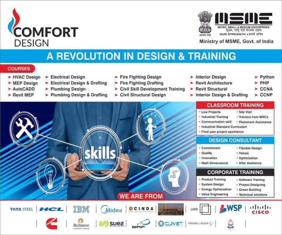 Comfort Design, Jamia Nagar - Bim Training Institutes in
