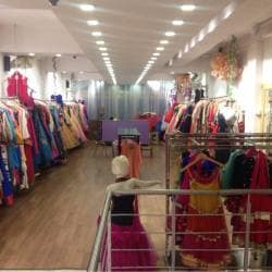 10b6ed66543 Inside View Of Readymade Garment Showroom - Jingle Bells Photos