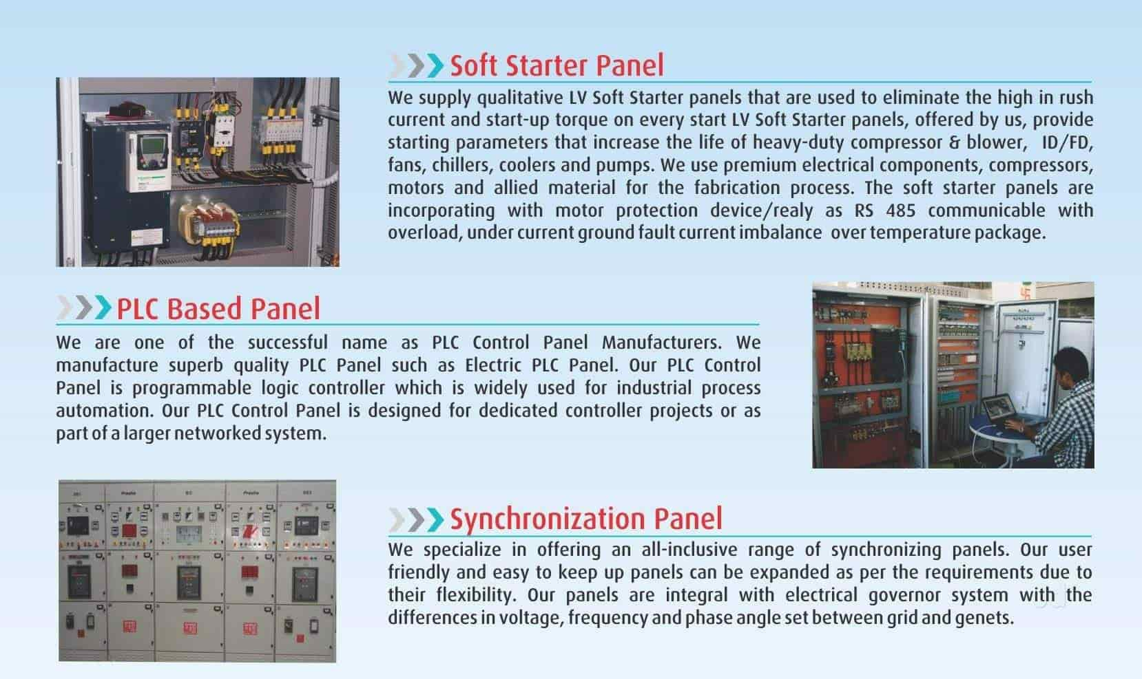 Beautiful Electrical Panel Manufacturers Photos - The Best ...