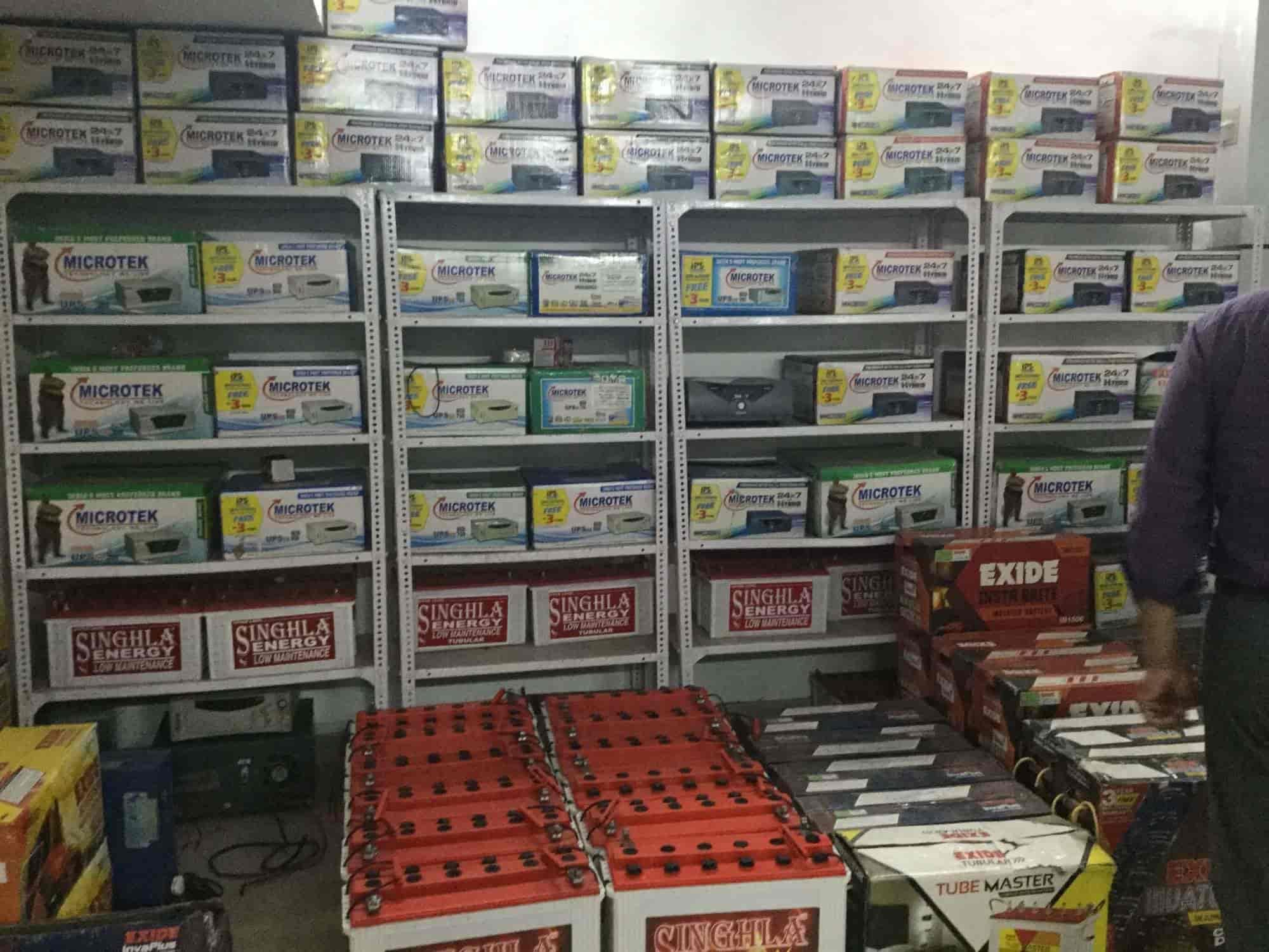 Singhla Batteries & Auto Electricals Badarpur Battery Dealers