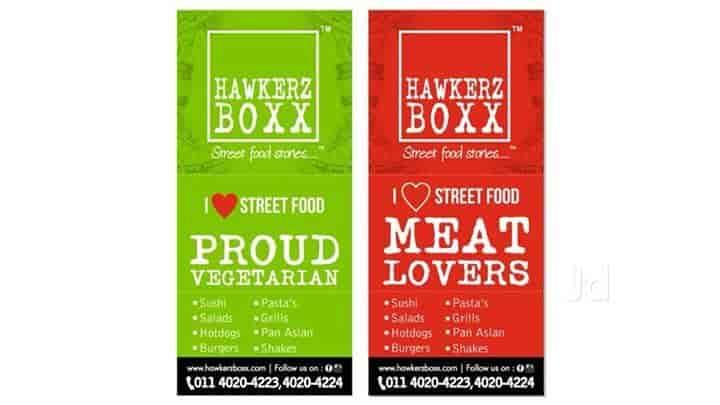 Hawkerz Boxx Photos, Panchsheel Park, Delhi- Pictures