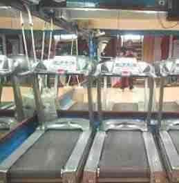 Maxs gym and health club