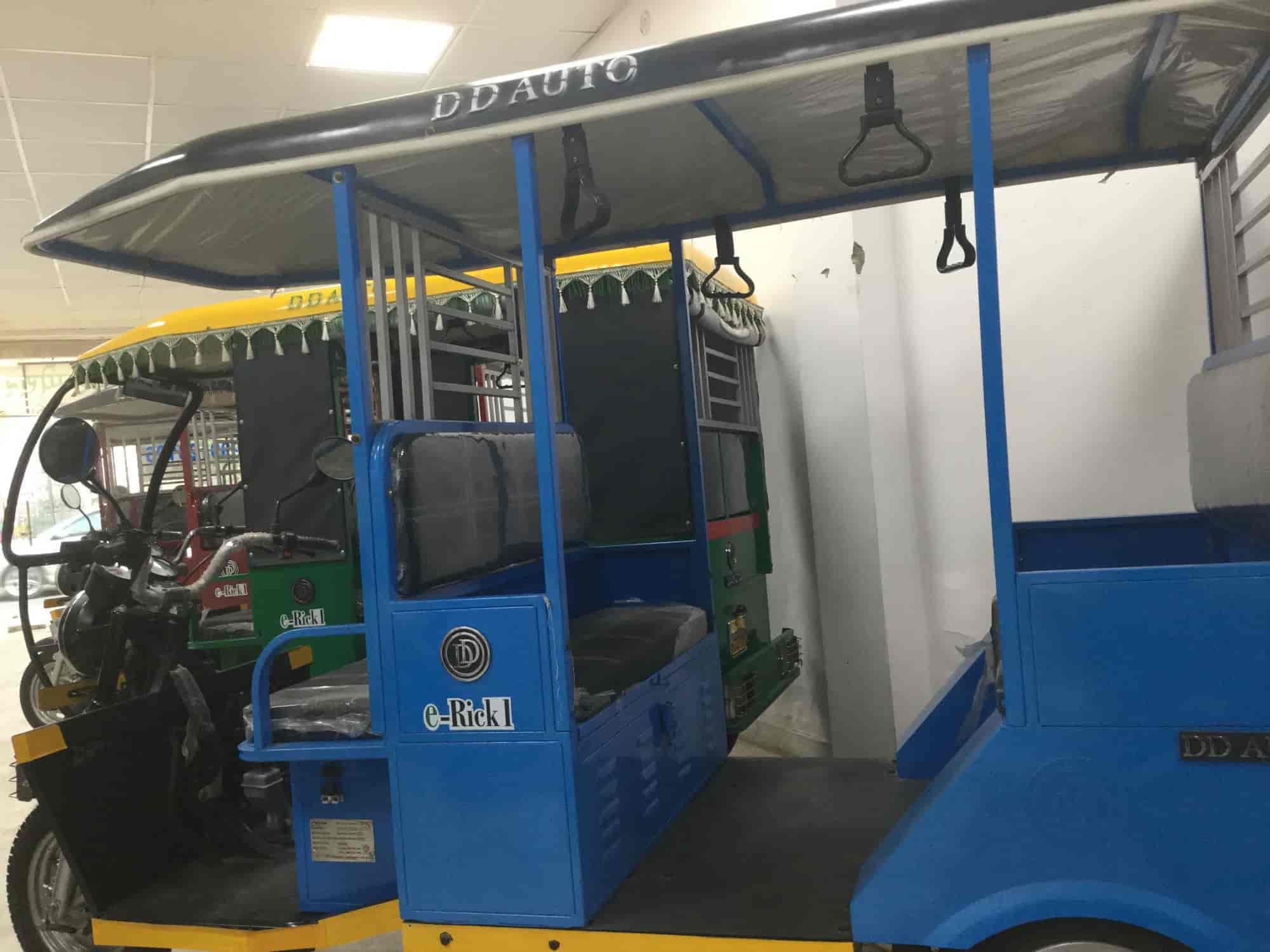 D D Auto >> D D Auto Ghonda Battery Operated Auto Rickshaw Dealers In