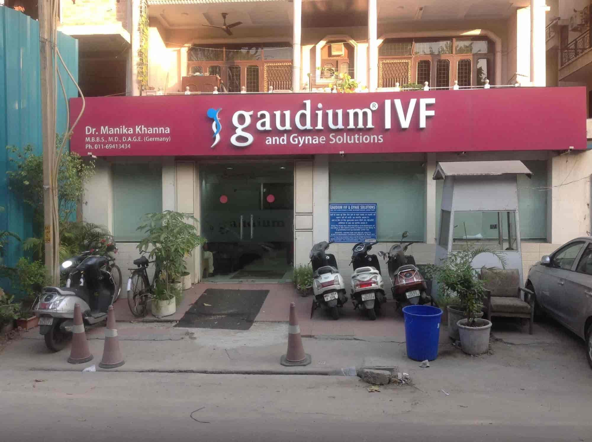 Gaudium IVF And Gynae Solutions - IVF Centres - Book