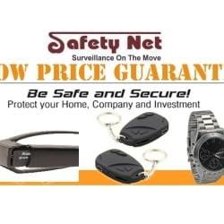 Safety NET, Raj Nagar Ghaziabad - CCTV Wholesalers in Ghaziabad