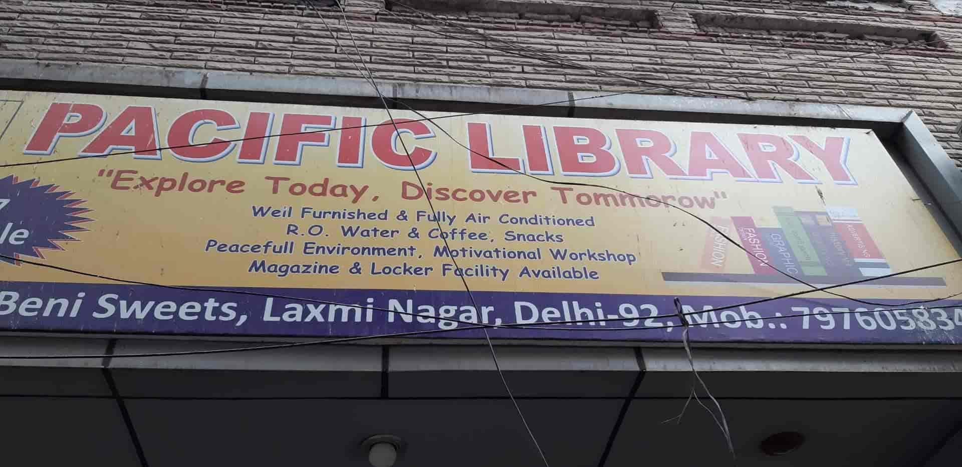 Pacific Library, Laxmi Nagar - Libraries in Delhi - Justdial
