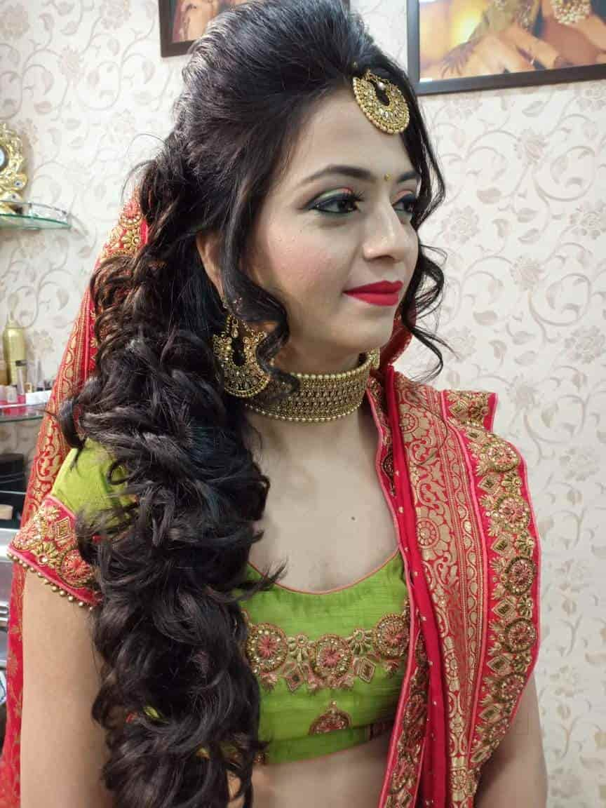 ... Nature S Glow Salon & Bridal Makeup Studio Photos, Malviya Nagar, Delhi - Beauty ...