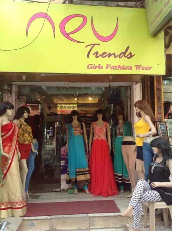 Neu Trends Mayur Vihar Phase 1 Ladies Readymade Garment Retailers