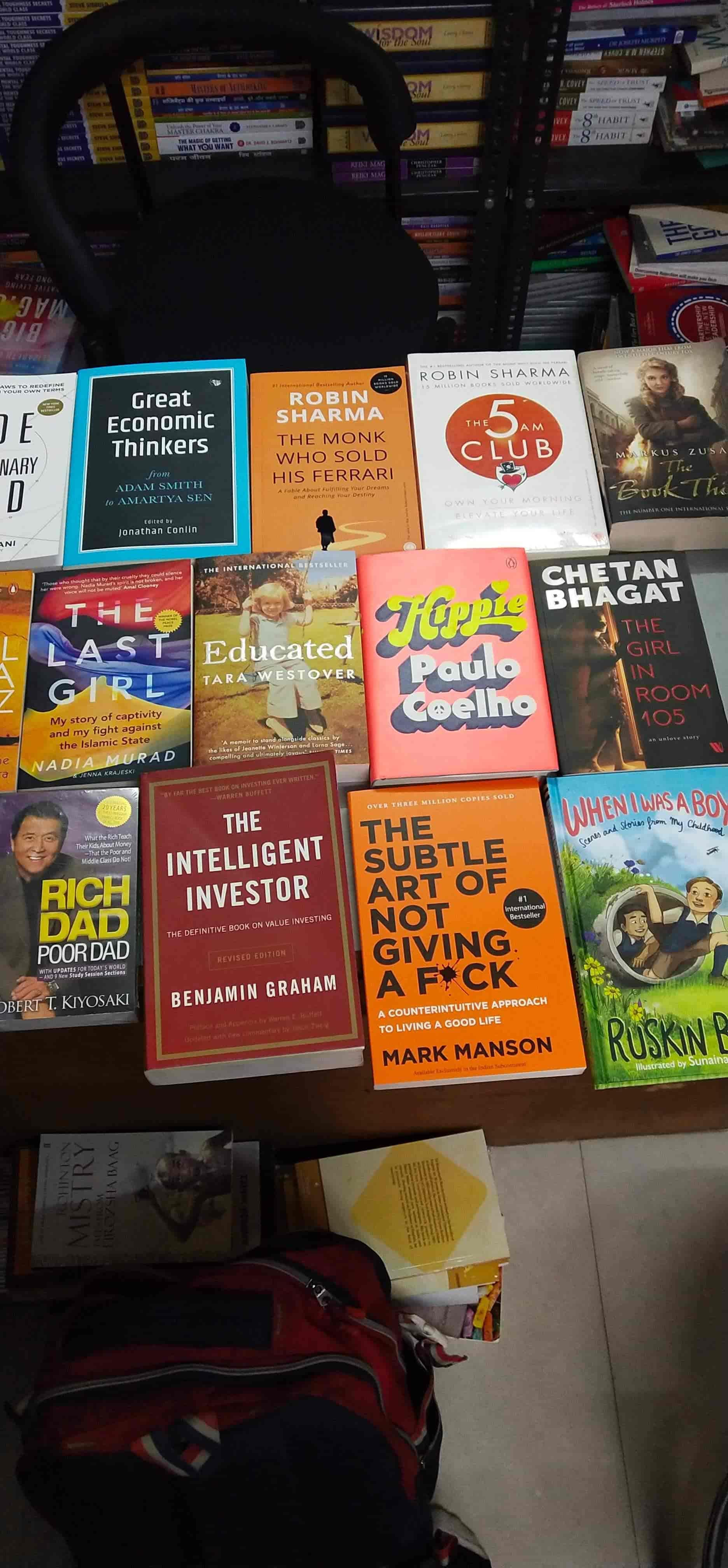 Delhi Open Books, Darya Ganj - Book Shops in Delhi - Justdial
