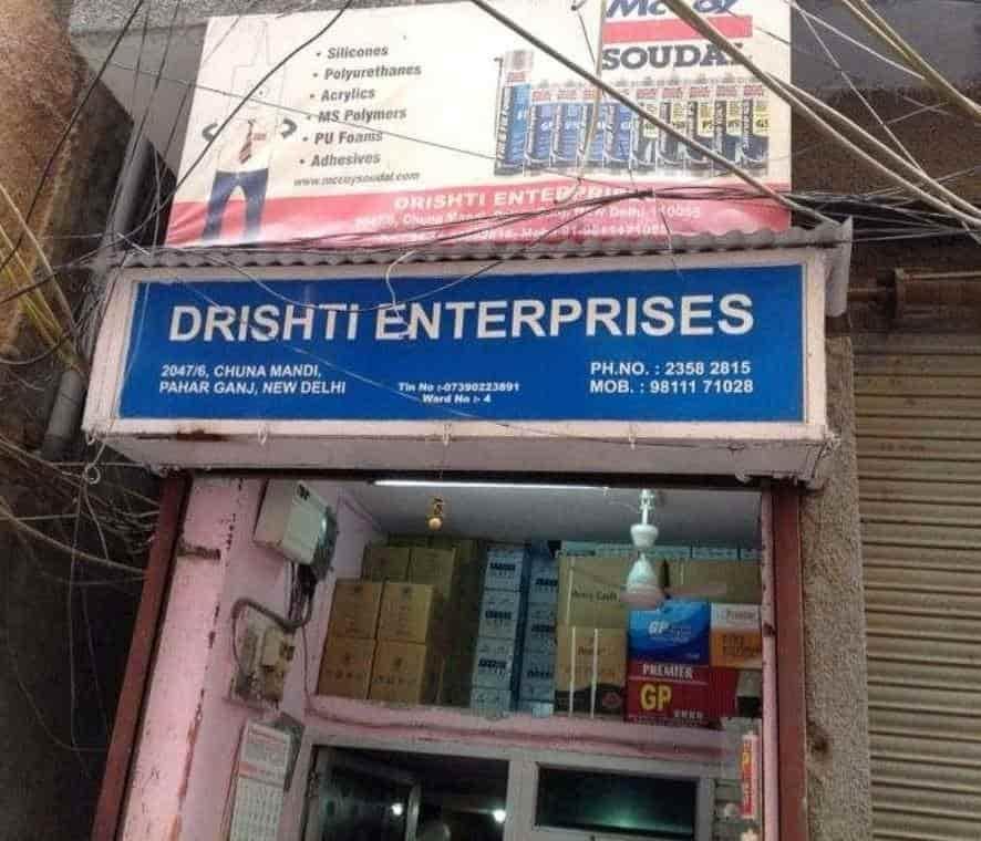 Drishti Enterprise, Pahar Ganj - Silicone Sealant Dealers in Delhi