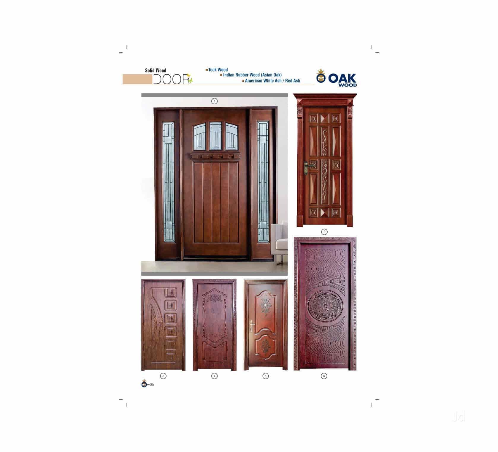 Oakwood Doors u0026 Interio Nangloi - Wooden Door Manufacturers in Delhi - Justdial  sc 1 st  Justdial & Oakwood Doors u0026 Interio Nangloi - Wooden Door Manufacturers in ... pezcame.com
