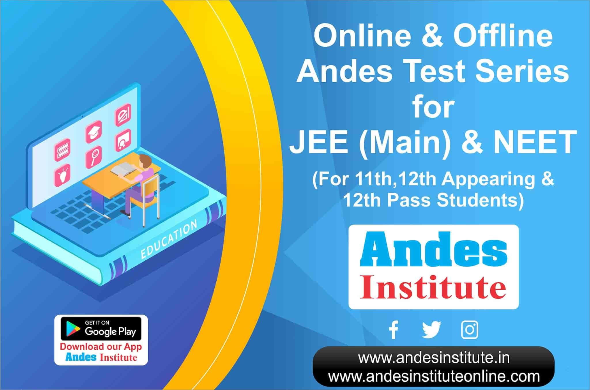Andes Institute, Rohini Sector 24 - Neet Tutorials in Delhi - Justdial