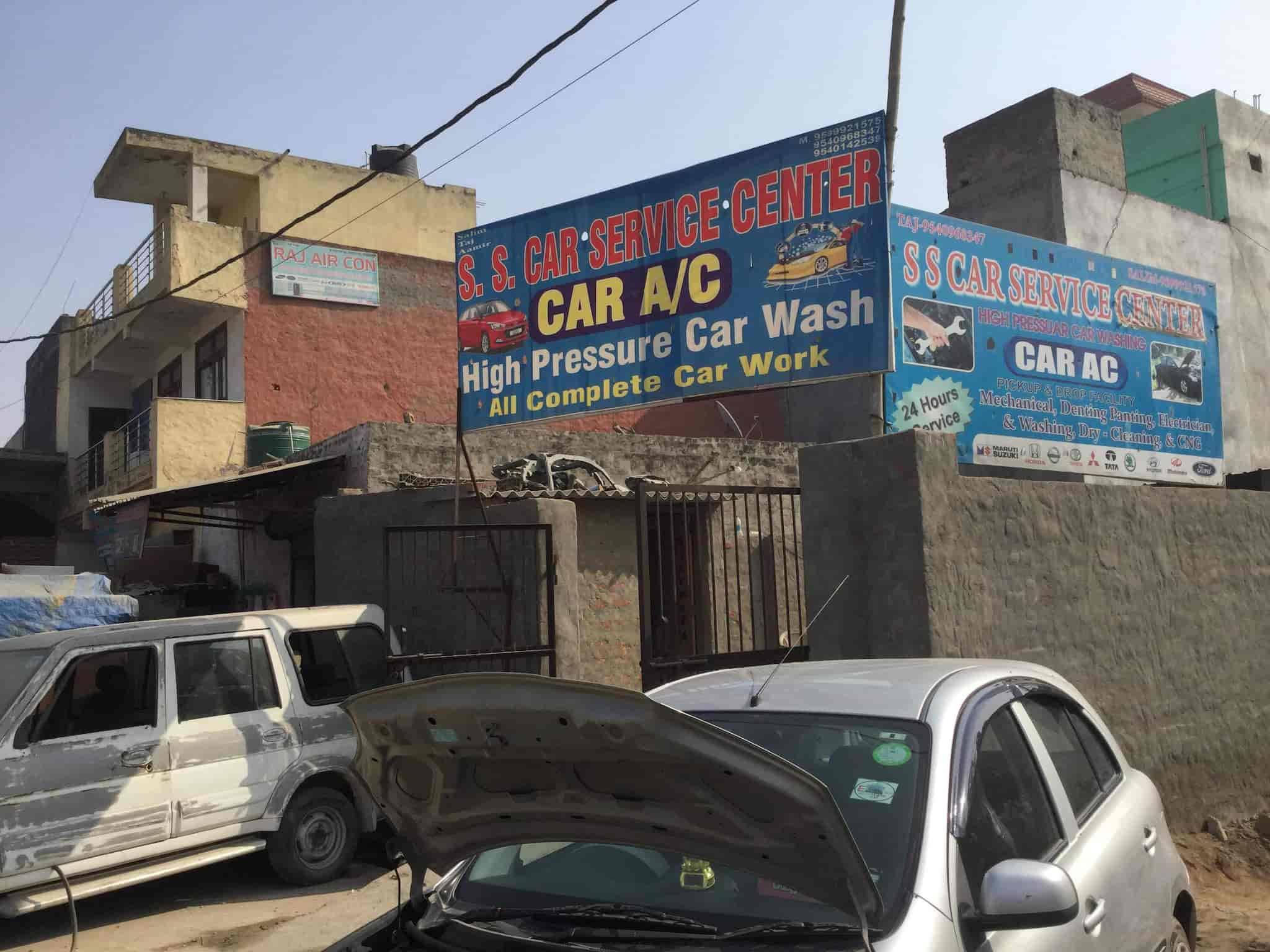 S S Car Service Center Noida Sector 122 Car Repair Services In Noida Delhi Justdial