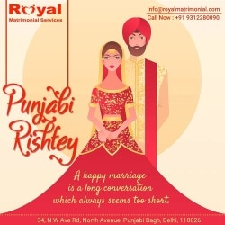 Royal Matrimonial, West Punjabi Bagh - Matrimonial Bureaus