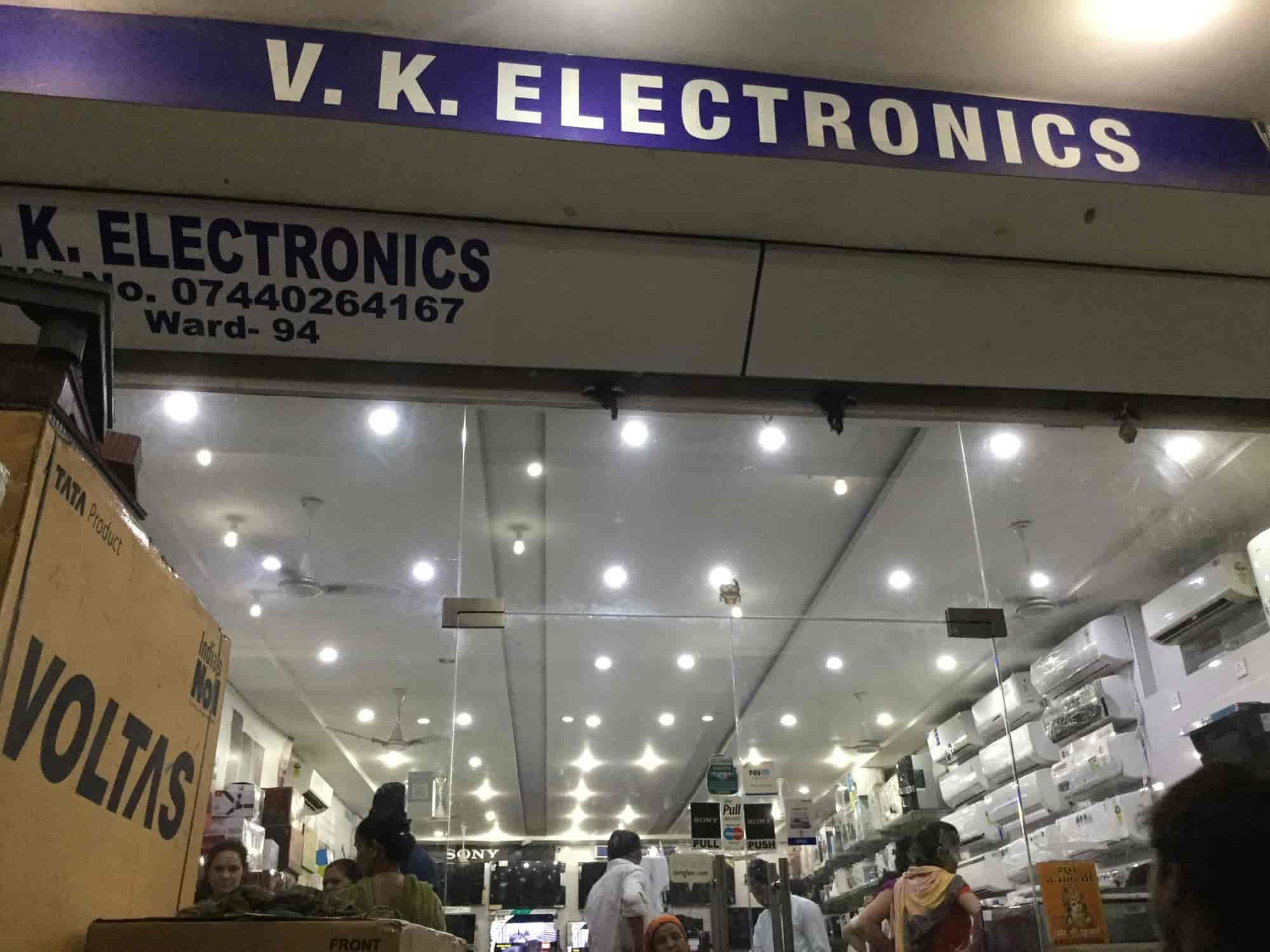 V K Electronics, Badarpur - DTH TV Broadcast Service Providers in