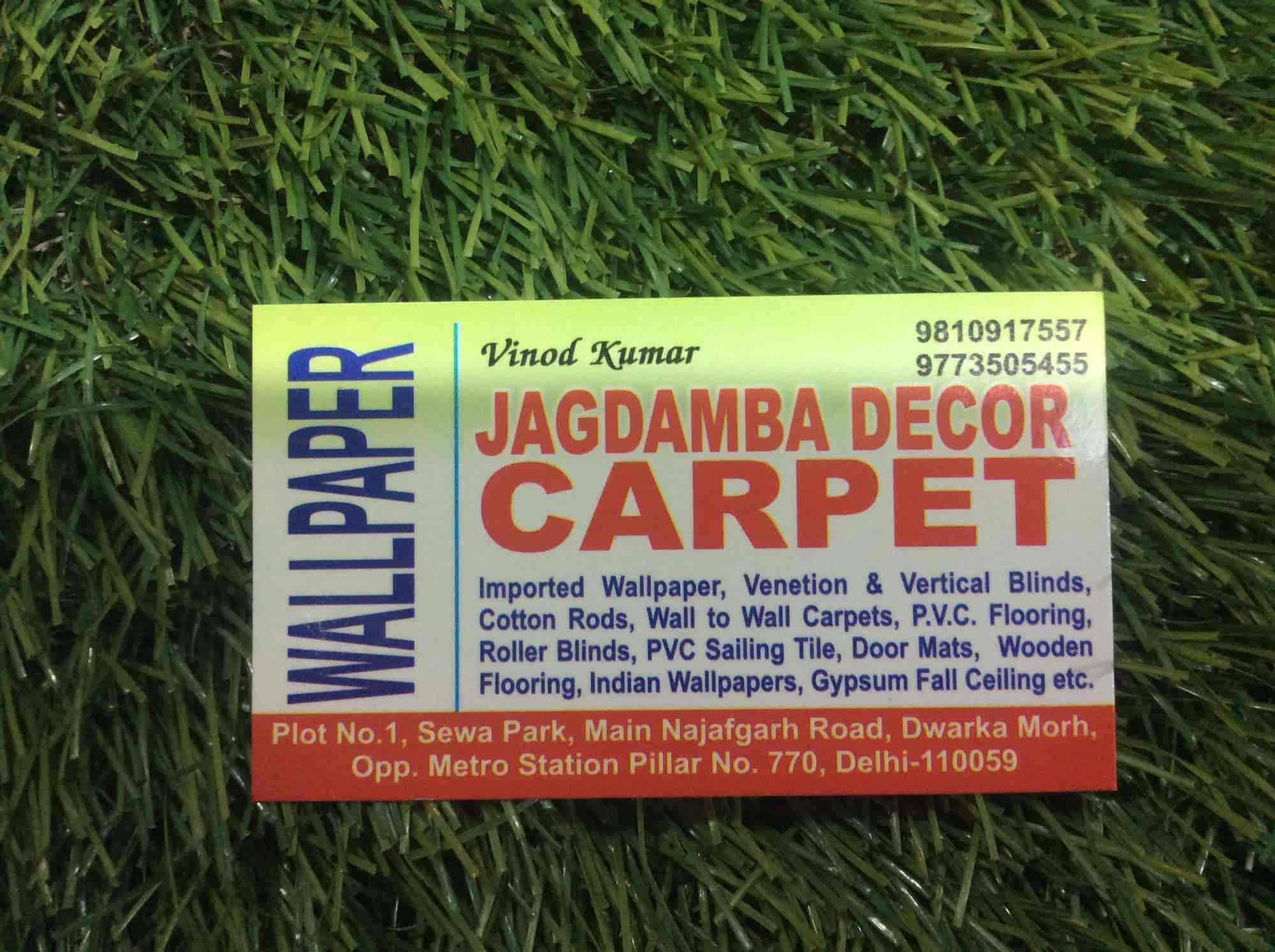 Jagdamba Decor Dwarka More Jagdambaa Decor Wallpaper Wall Paper
