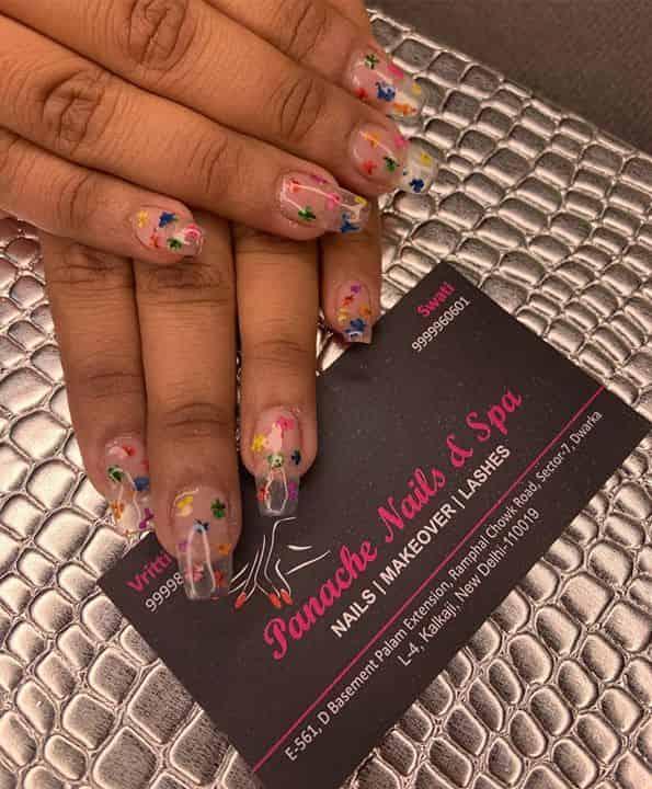 Panache Nails & Spa, Kalkaji - Beauty Parlours For Nail Art