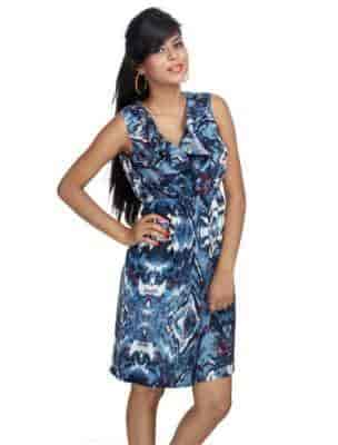 ... Sleeveless Dress - Uptown Galeria Clothing Pvt Ltd Photos 896c6393a