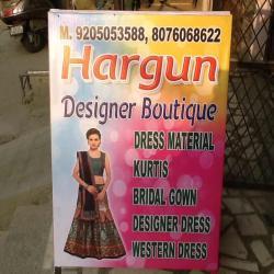 Hargun Designer Boutique Tilak Nagar Boutiques In Delhi Justdial