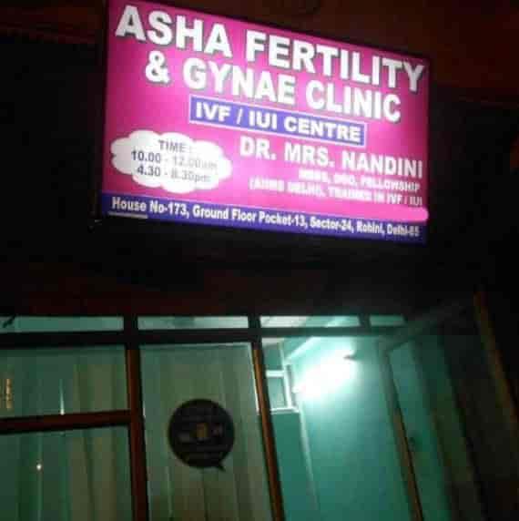 Dr MrsNandini (Asha Fertility Gynae Ultrasound Clinic) Photos