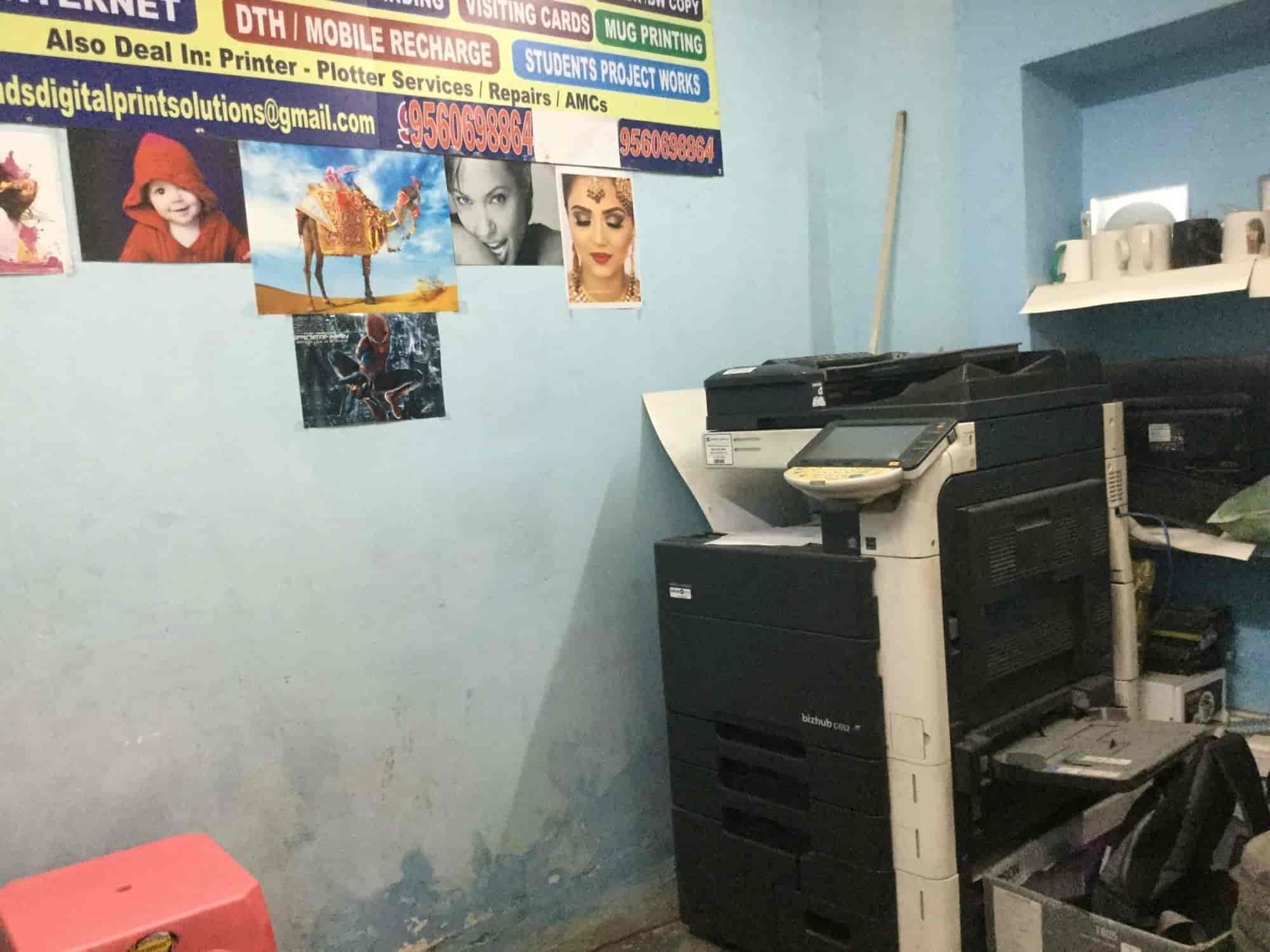 Friends Digital Print Solution, Saiyad Ul Ajaib - Printing Press in