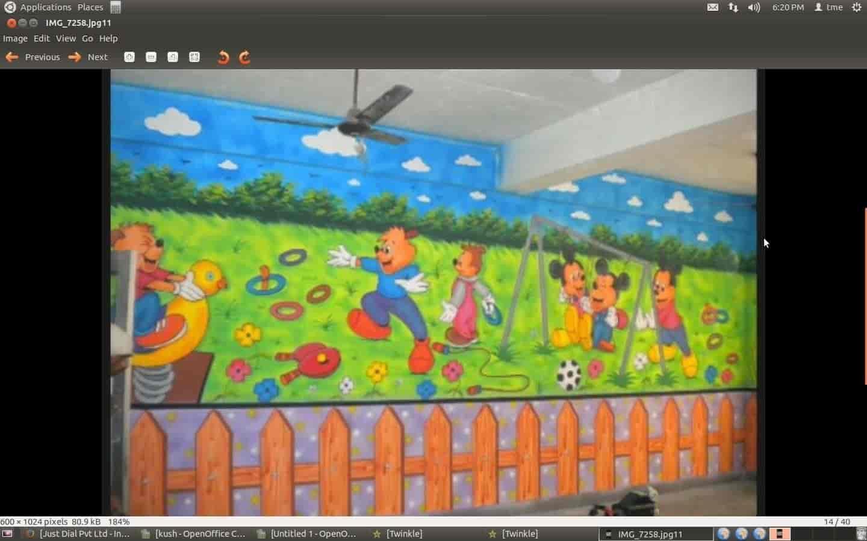 Bright Colours Art, Geeta Colony - Bright Colors Art - 3D Home ...