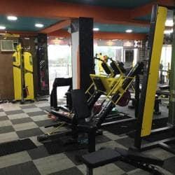 The body garage unisex gym krishna nagar garages in delhi