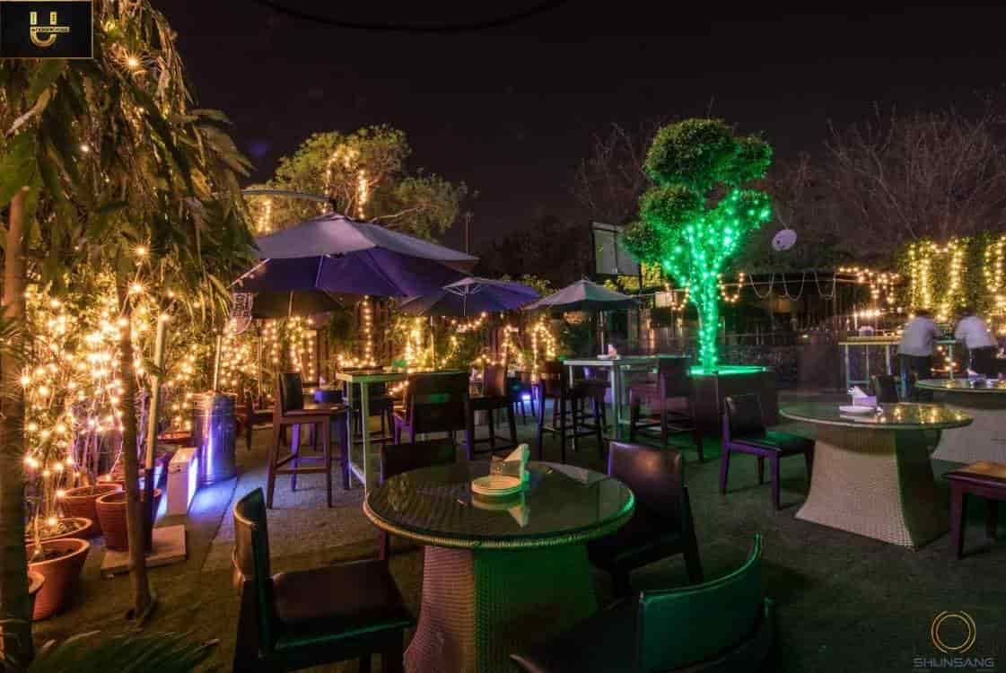 Underpass Cafe Lounge Reviews, Defence Colony, Delhi - 490